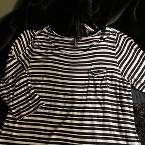Cynthia Rowley striped top
